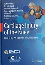 Dr. Mithoefer publishes book chapter on the State-of-the-Art Treatment of Cartilage Injuries in Athletes